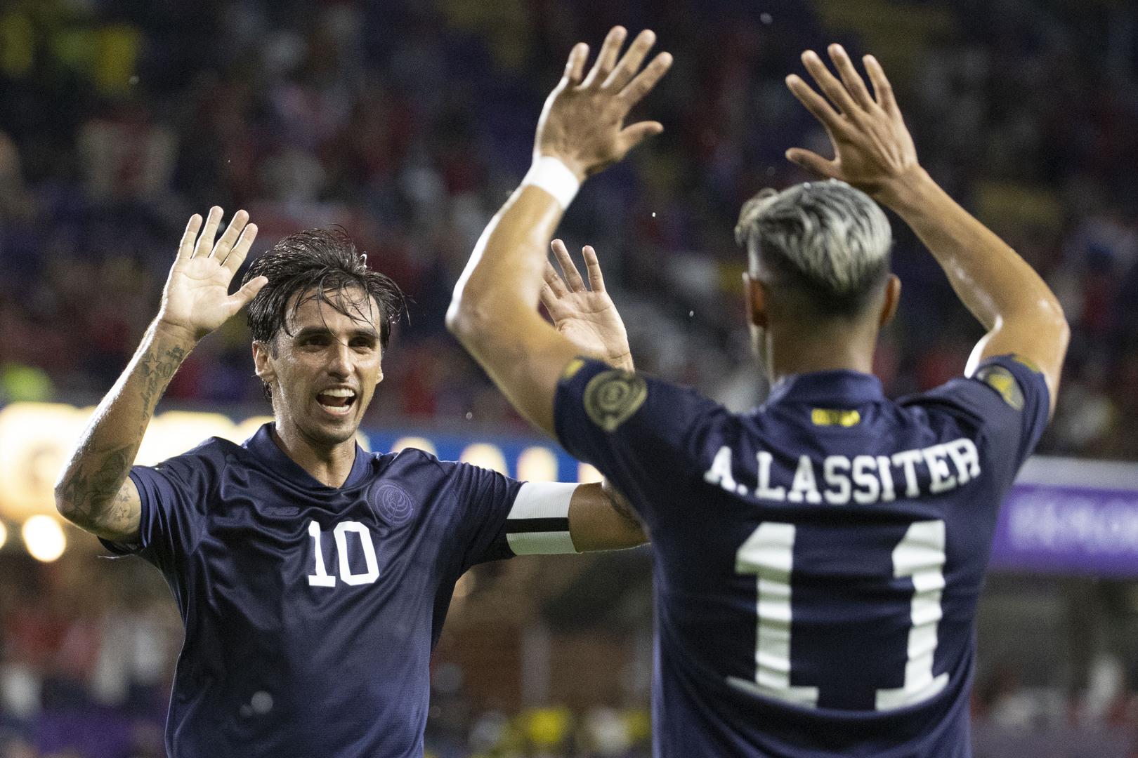 Costa Rica vs Jamaica 1-0 Jornada 3 Copa Oro 2021
