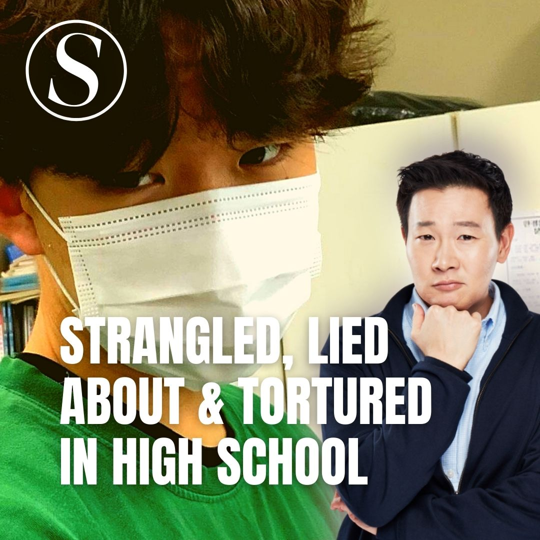 Strangled, Lied About & Tortured in High School   Justice for Lee Hyunseob Tragic case of the 17-year-old boarding school student who ended his life. https://t.co/7iLDKUOjNa #justiceforhyunseob #cyberbullying #bullying #korea #schoolbullying #stopbullying #suicideawareness https://t.co/ycC9VeGsMS