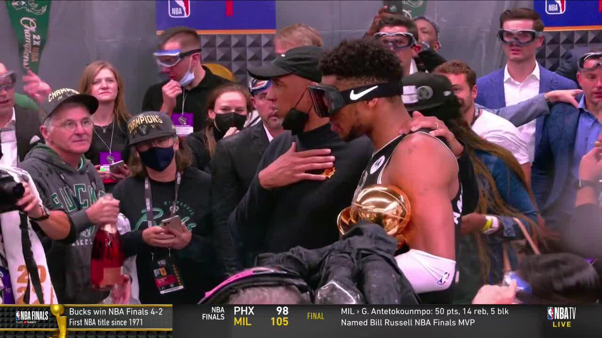 @NBATV's photo on Monty Williams