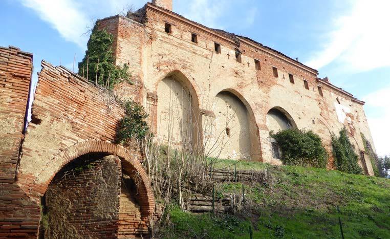🏰 Jusqu'à fin septembre, la guinguette du château de la Salvetat-St-Gilles vous fait découvrir le château sécurisé grâce à la #missionbern.🎞️ Zoom sur cette tranche de travaux➡️https://t.co/loQVeFkFYP  Soutenir le projet ➡️https://t.co/2U7D8qC6Z0 @FDJ @bernstephane @MinistereCC https://t.co/qJiPwmTeZM