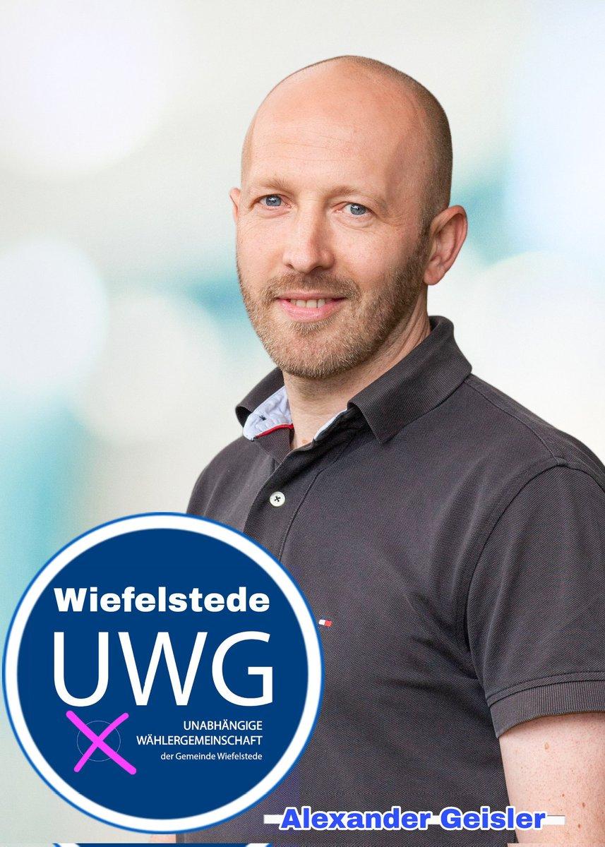 #alexuwgmetjendorf #kandidat #wiefelstede #gemeinderat https://t.co/nQ4p9AZBlJ