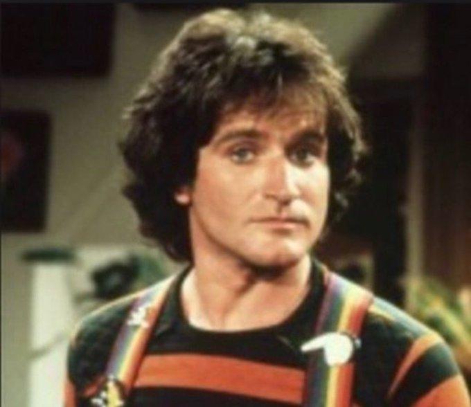 Happy 70th Birthday Robin Williams