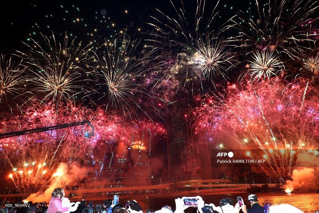 @AFPphoto's photo on 2032 Olympics