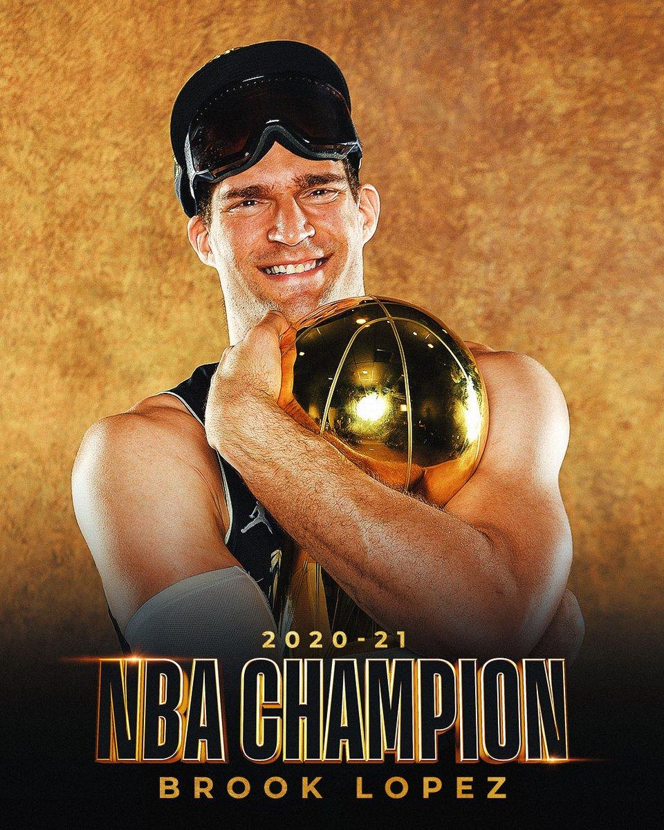 @NBA's photo on Brook Lopez
