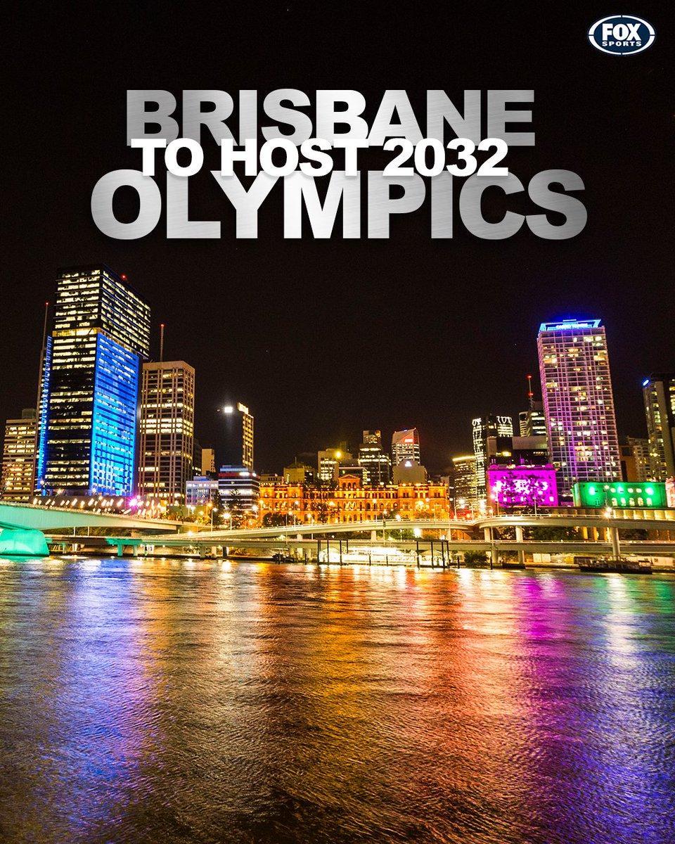 @FOXSportsAUS's photo on 2032 Olympics