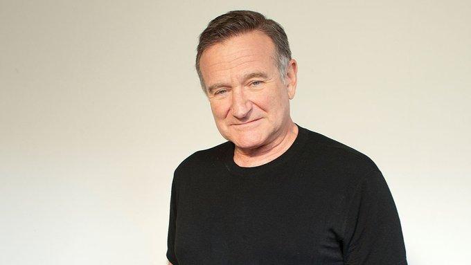 Happy Birthday Robin Williams in heaven