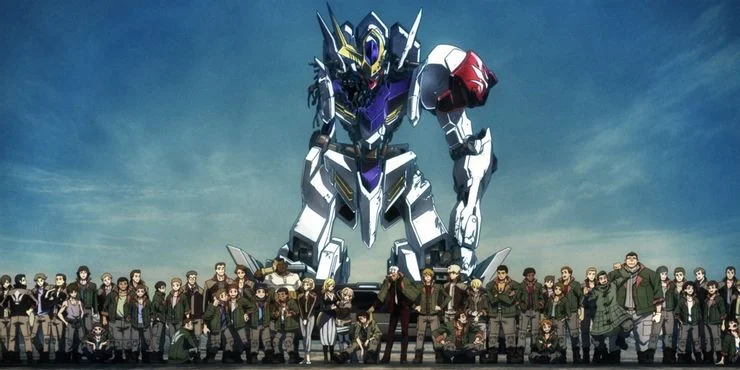 Mobile Suit Gundam iron blooded orphan