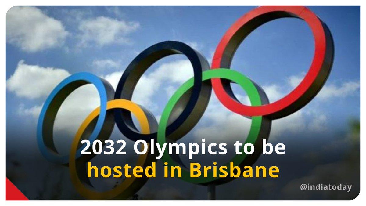 @IndiaToday's photo on 2032 Olympics