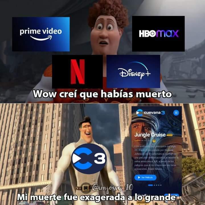 Gaby Meza On Twitter La Caida De Cuevana 3 Henry Cavill Sin Contrato Con Dc Y Mas Noticias Https T Co Votl1rfyuu