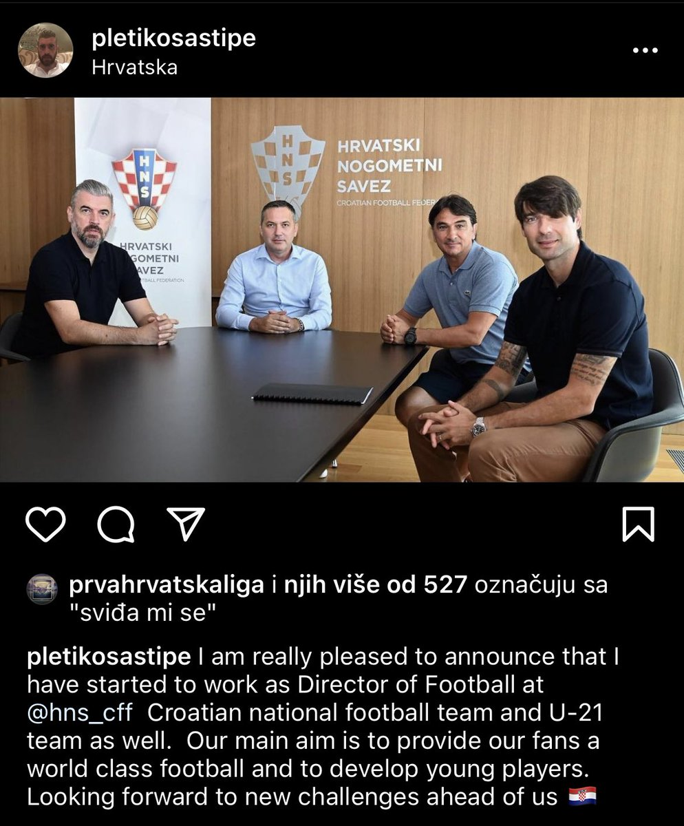 """Asanovic - """"As you can see my resume speaks for itself. Pay me fairly and you'll get 110%l  HNS - Ha. Bye 👋🏻   Pletikosa - """"I need a job. I'll work for free if need be to prove myself.""""  HNS - Please sign here"""