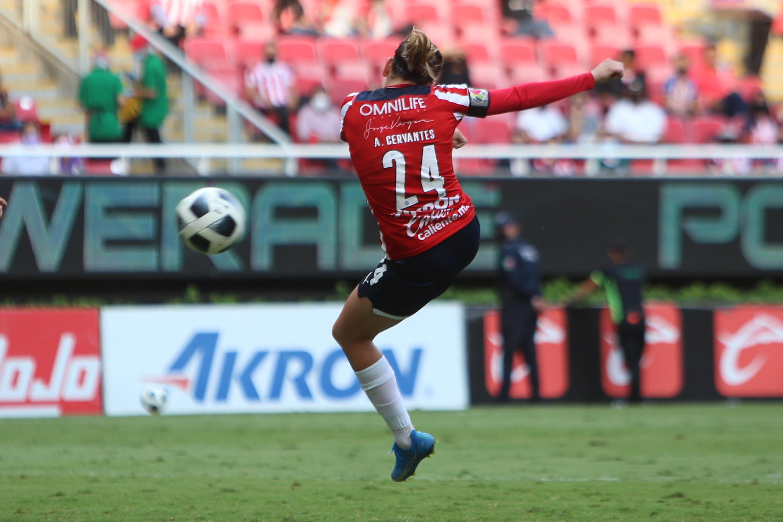 Chivas vs León 2-1 Liga MX Femenil Apertura 2021