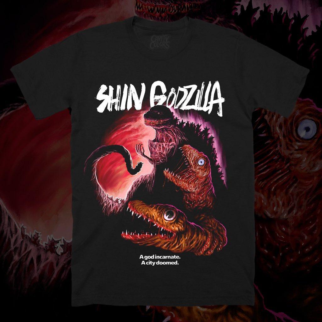 shin godzilla shirt