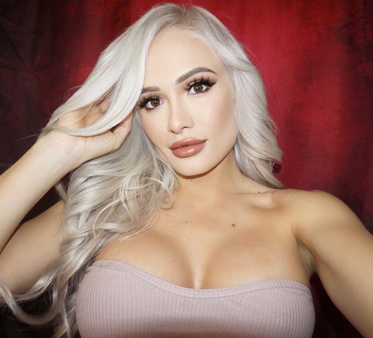 WWE Fans In For Scarlett's Raw Debut After Karrion Kross' Loss 100