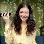 """Image for the Tweet beginning: """"How Lorde Grew Up, Embraced"""