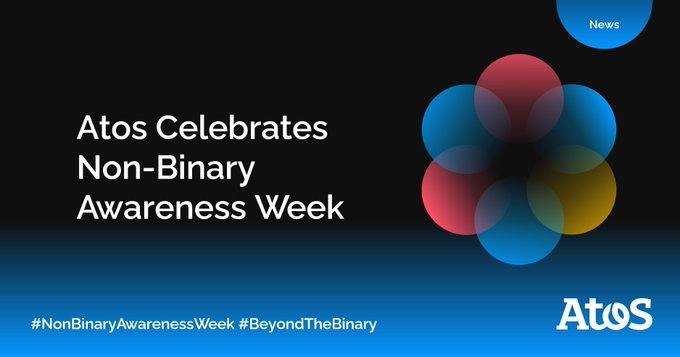 Between 12 – 18 July Atos celebrated Non-Binary Awareness...