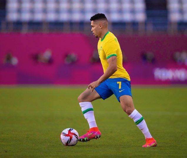 Paulinho não conseguiu ajudar o time brasileiro