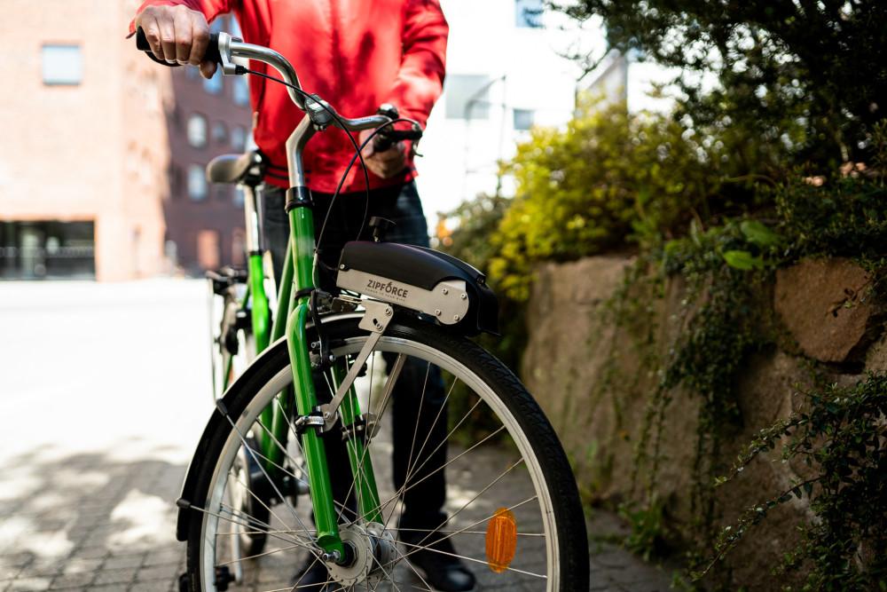 Förvandla din vanliga cykel till en elcykel! https://t.co/OAJZ379P6R https://t.co/kZ8U1ov5H4