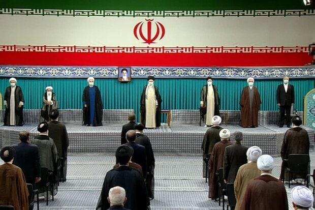 بدء مراسم تنصيب الرئيس الإيراني المنتخب إبراهيم رئيسي