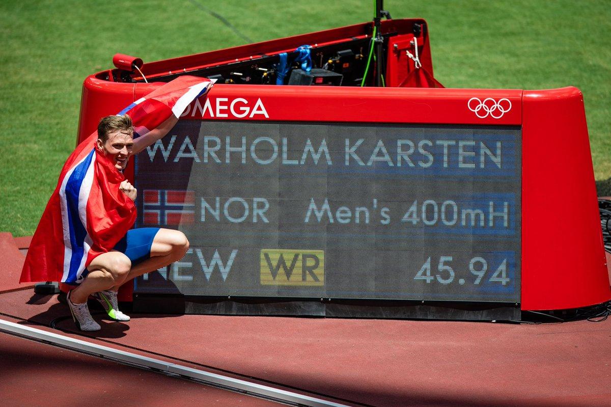 @kwarholm's photo on World Record