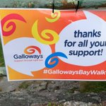 We want to say a huge thank you to all 800 of you who joined us on our Morecambe Bay Walk this year. Thanks also go to Michael & his assistants at @SandsOver plus @FWPGroup @RedlineTravel , Ye Olde Fighting Cocks in Arnside &  local residents for their support during the weekend.