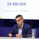 Image for the Tweet beginning: Record de afiliados a la