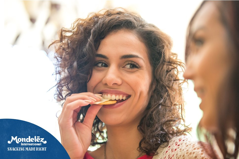 We're on a mission to lead the future of snacking by creating snacks the right way for both people and planet to love! Read more about our sustainability goals and progress. https://t.co/EQscohMXHO #SnackingMadeRight #TeamMDLZ #ESG https://t.co/zWRWOWm5Qq