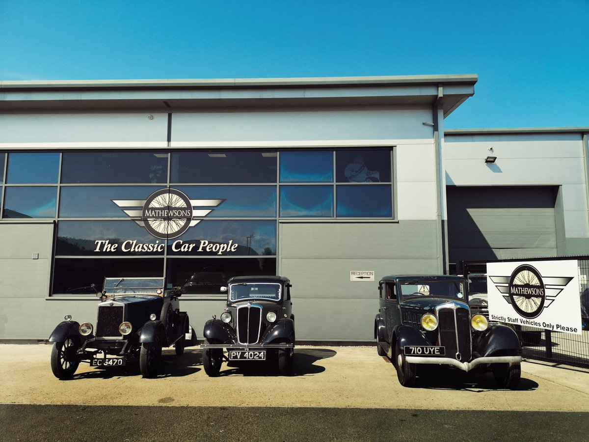 ...and then there were three. A Berliet's joined the Morrises @DTMathewsons #BangersAndCash @YesterdayTweets @UKTV https://t.co/L5dKvGHrNr