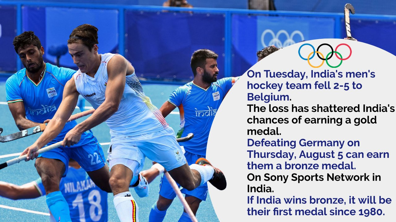 Indian vs German hockey bronze medal match: Venue, time, live streaming information, and a lot more