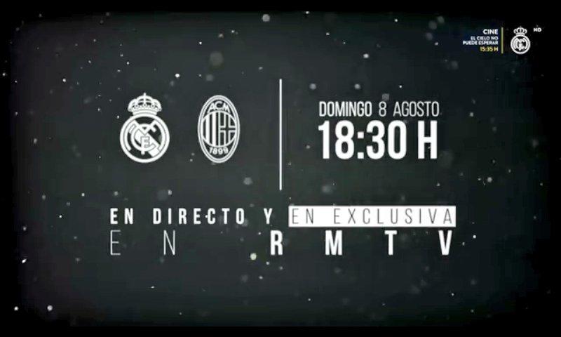 Real Madrid vs Milán