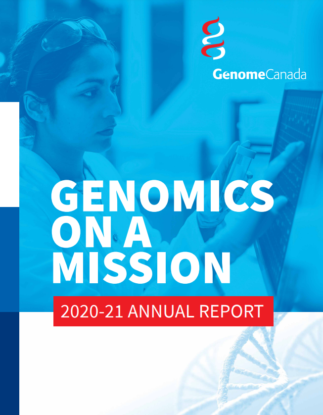 test Twitter Media - We are delighted to have had our work about the importance of international collaboration in the advancement of #genomics featured in @GenomeCanada's annual report 'Genomics on a Mission'  You can find us on p.18 of the report: https://t.co/wlZdJJ5AWK  #lifesciences https://t.co/JyAoE2fn7w