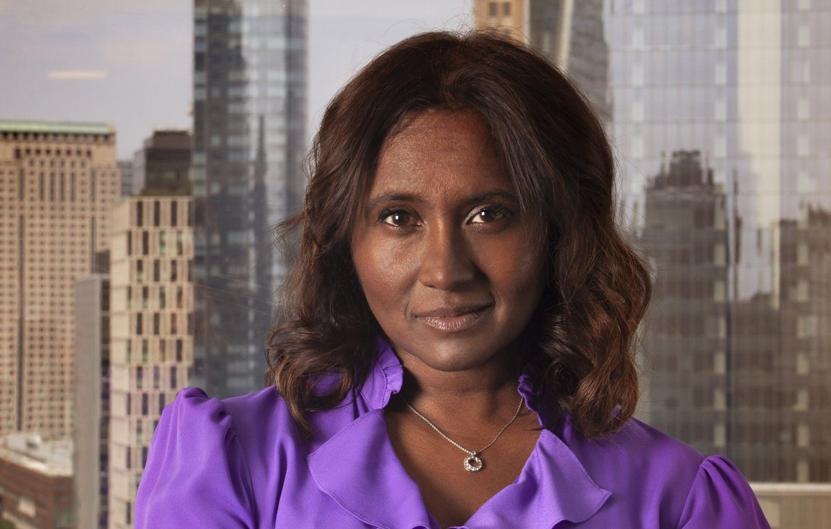 Veerasingham will be 1st woman, 1st person of color and 1st from outside the US to lead the AP in its 175-year history. She said she's determined to maintain the AP as a source of fact-based, nonpartisan journalism, and to fight for freedom of the press and access to information.