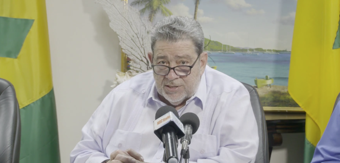 St Vincent to make COVID vaccination mandatory for frontline workers