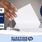 Image for the Tweet beginning: Today is Election Day in
