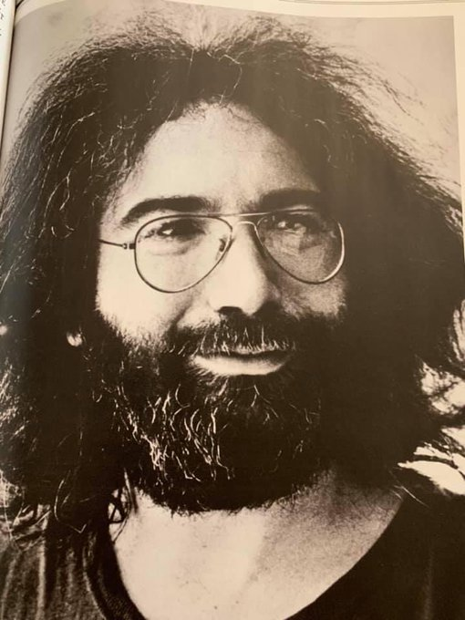 Happy 79th Birthday! Jerry Garcia Grateful Dead..