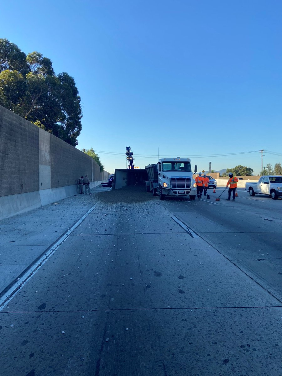 Image posted in Tweet made by Caltrans District 7 on August 3, 2021, 3:36 pm UTC