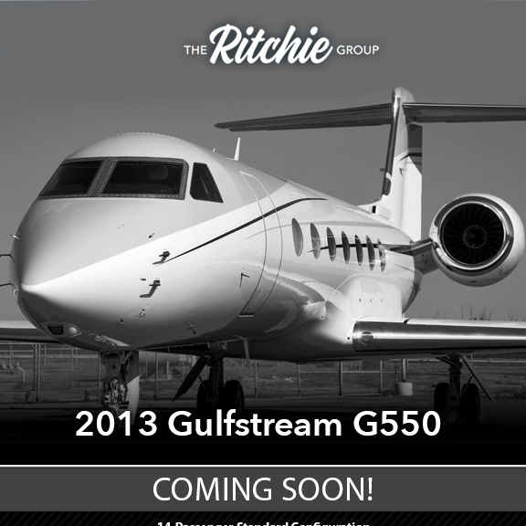 Coming soon - 2013 #Gulfstream #G550 at the Ritchie Group Low time Low cycle More details at: https://t.co/oP38ADPHYy  #bizjet #bizav #aircraftforsale #privatejet #privateflying #jetforsale #businessaviation