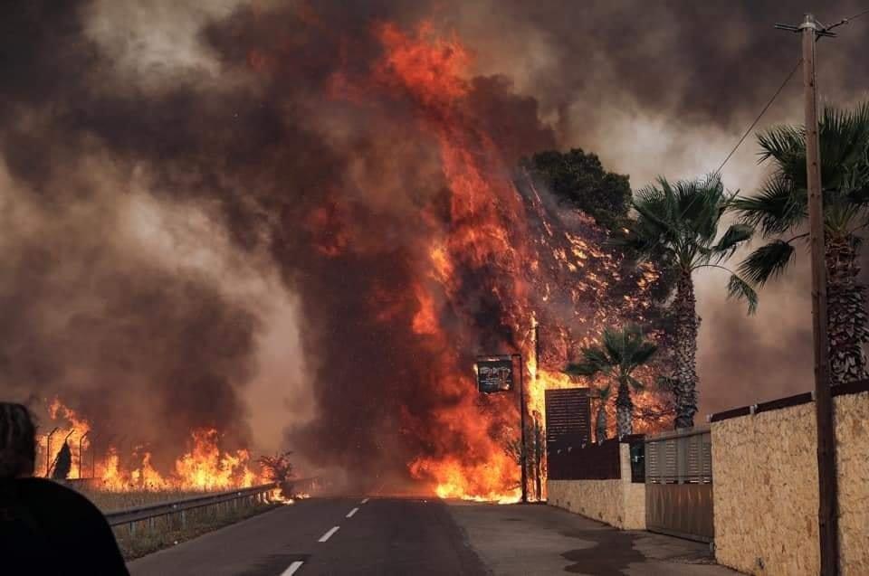 Προσοχή στην παραπληροφόρηση απ όπου και αν προέρχεται  #φωτιες #φωτια_βαρυμπομπη #antireport