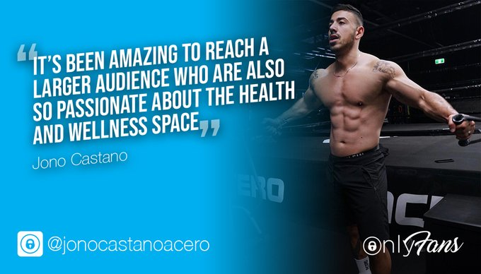 """""""It's been amazing to reach a larger audience who are also so passionate about the health and wellness"""