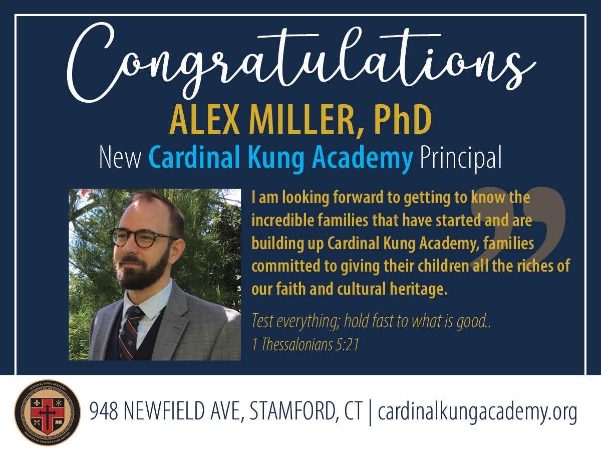 test Twitter Media - We are excited to welcome Alex Miller to our team as the new Principal of @AcademyKung! @Diobpt @BptSup @StamAdvocate @CathSchoolNews @NCEATALK #leadership #tuesdaymotivations https://t.co/ku5FOYrCWd