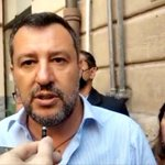 Image for the Tweet beginning: #Politica #Lega Salvini incontra a