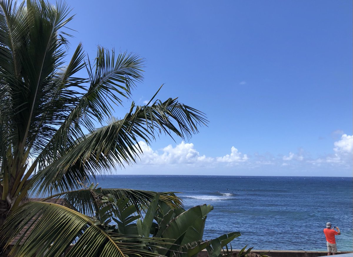test Twitter Media - Windy and mostly clear on the North Shore. #CMWeather #Maui #NorthShore #MagicalMaui #Mauinokaoi https://t.co/9lS6Ux9VHJ