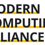 Image for the Tweet beginning: The #ModernComputingAlliance, a group of