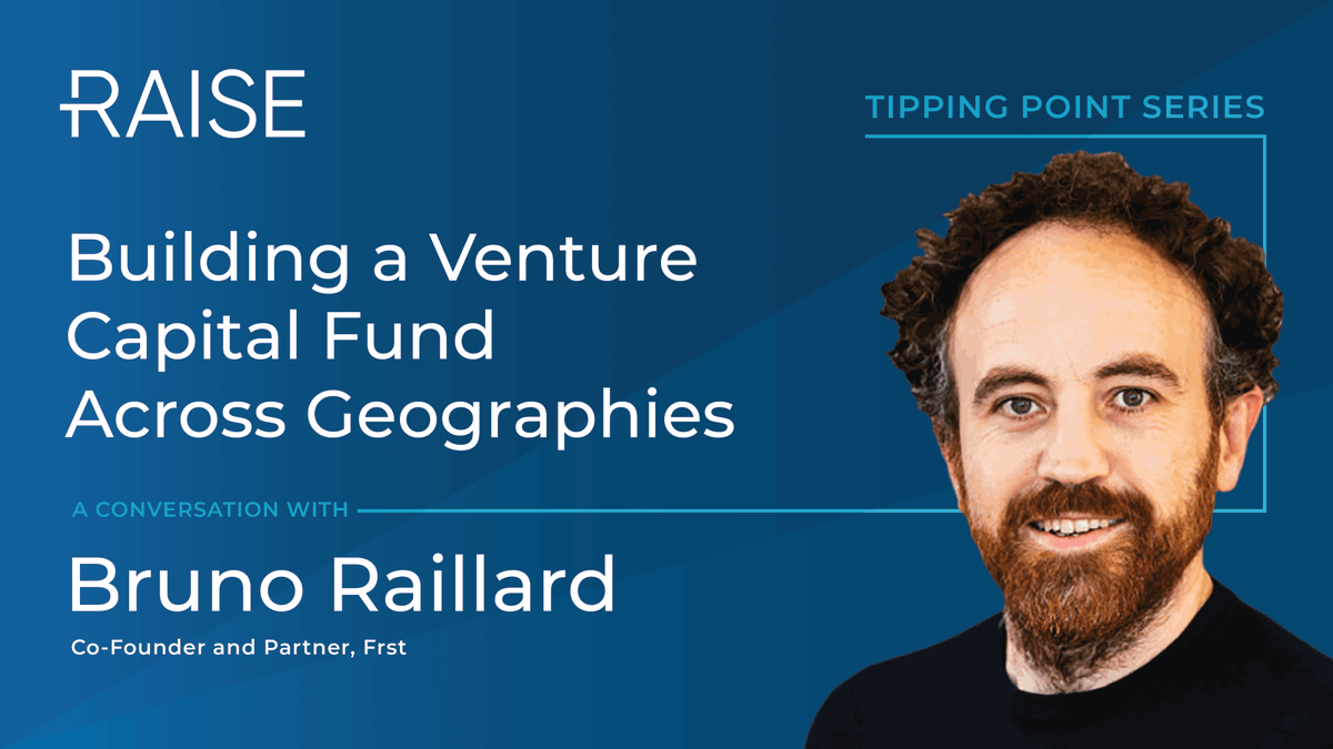 test Twitter Media - What's happening with venture fundraising in France? Ben Black and Bruno Raillard of@frst_vc, a seed fund based in Paris, discuss the French startup ecosystem and how to build a fund across geographies.https://t.co/G81M4Pbrqk #RAISESummit2021 #VC https://t.co/EUkV31iiDH