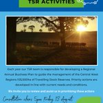 🌳 🐂 🐑 Management of the Travelling Stock Reserve network across our region is important to many, so we are inviting you to assist us in prioritising TSR activities for this financial year. Pop onto the Central West Engagement Hub to take part. https://t.co/tTo8p0ZCLg