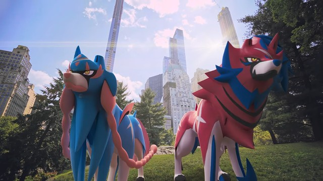 test ツイッターメディア - 1000RT:【ガラル】まさかの先行登場?『Pokémon GO』にザシアン・ザマゼンタなど『剣盾』ポケモン https://t.co/klZJEDZZ1x  20日からの「ウルトラアンロック パート3:剣と盾」で初登場。アローラ地方のポケモンが実装されるより前に、本編最新作の看板ポケモンが出現する。 https://t.co/OiDREXOGZ2