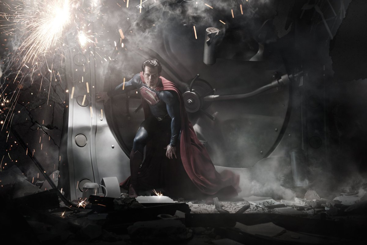 RT @NoSupermanMovie: The first look of Henry Cavill as #Superman in Man of Steel was released 10 years ago today. https://t.co/UMAUhQxcqI