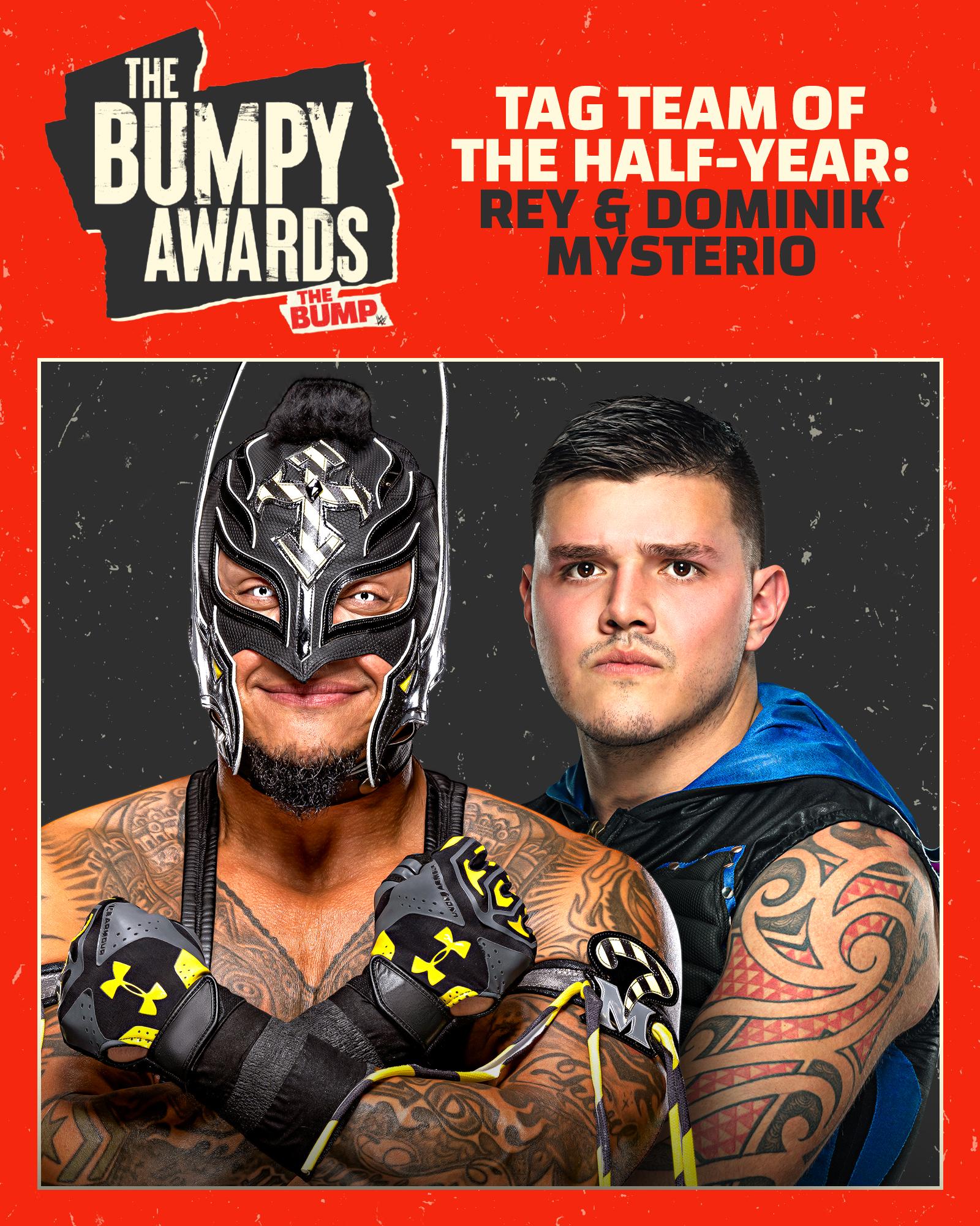 WWE Bumpy Awards 2021: Full List Of Winners Revealed 47