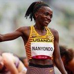 Image for the Tweet beginning: JUST IN🚨 Team Uganda🇺🇬's Winnie Nanyondo