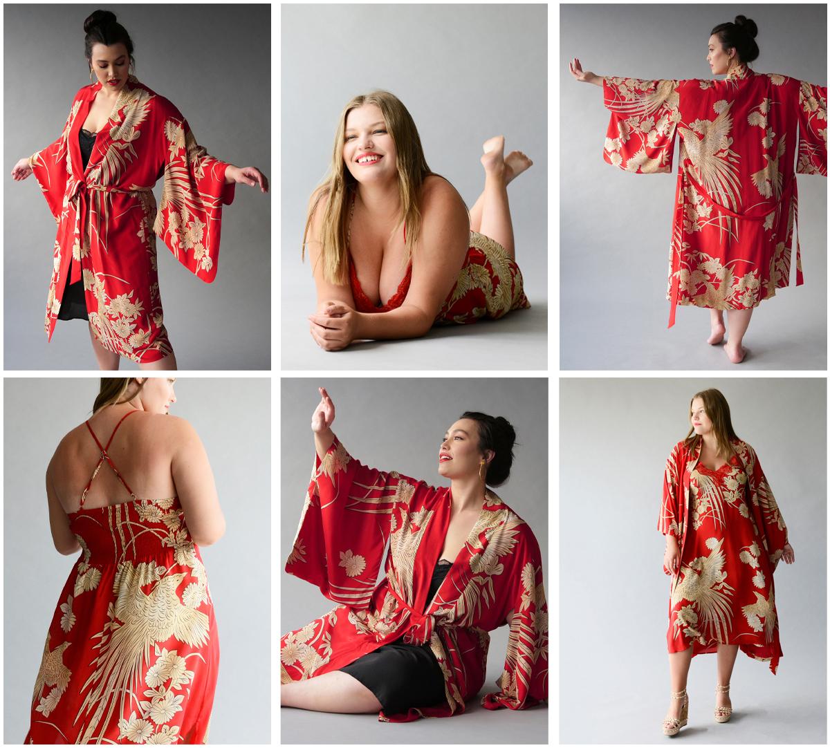 test Twitter Media - Memoirs of a Geisha - Silk Kimono and slip dress by #annascholz #plussizedesigner https://t.co/RBjXILdAhX https://t.co/sDVakqzCwB
