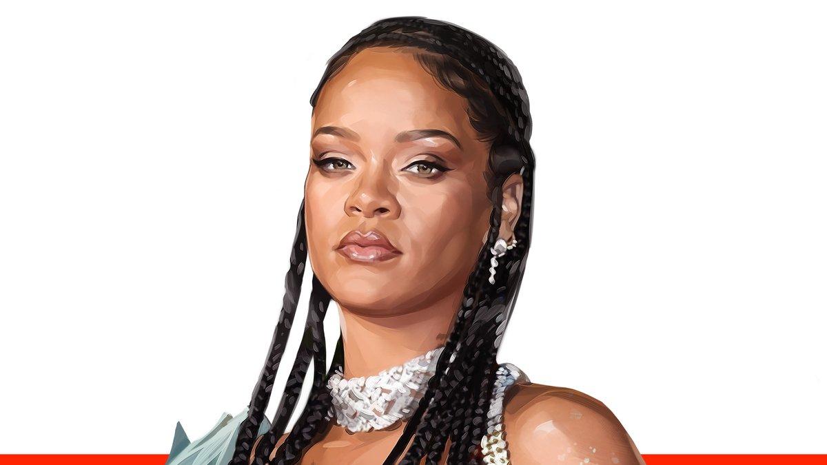 @Forbes's photo on Rihanna